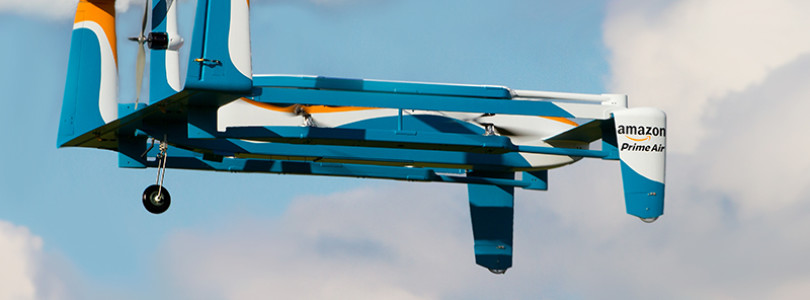 La livraison par drone, le nouveau truc à la mode que personne ne pourra utiliser ?