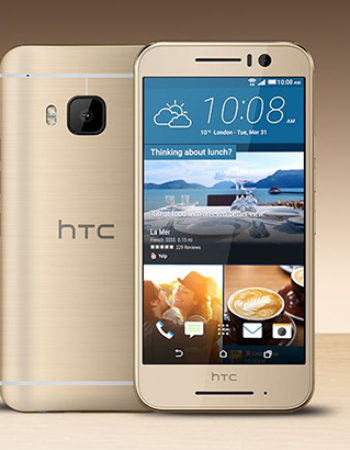 HTC annonce discrètement le One S9 pour l'Europe, l'escalade des prix