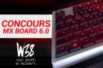 Concours #1 : Un clavier Cherry MX Board 6.0 à gagner