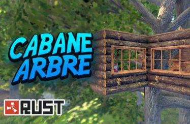 Rust Lab : Une base «dans» un arbre et construire une pièce secrète