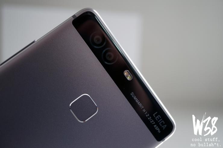 Détail double optique Leica