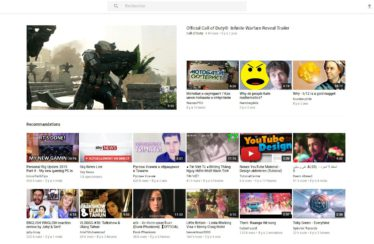 Nouvelle version de Youtube (material design), comment la tester ?