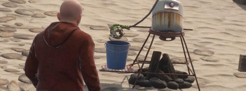 Rust : Mise à jour Devblog 110, Purificateur d'eau, cultiver le chanvre, soutif/jupe…