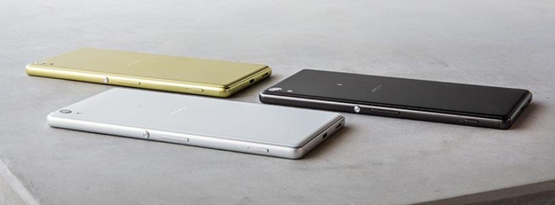 Sony Xperia XA Ultra dévoilé : grand format, grands selfies, grands pixels