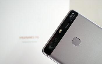 Test du Huawei P9