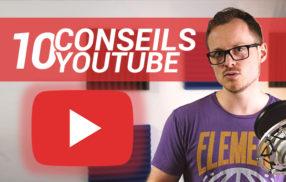 10 conseils donnés par Youtube aux nouveaux créateurs (vidéo)