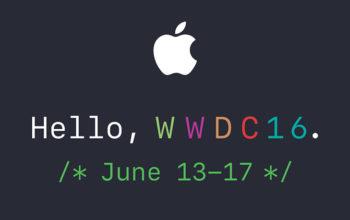 WWDC16 : Résumé des annonces et re-diffusion du live