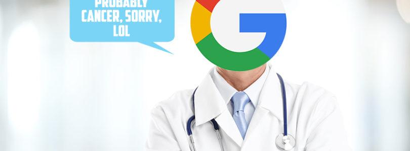 Google va intégrer des conseils santé dans son moteur, Doctissimo pleure probablement