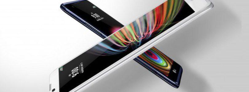 LG renforce sa gamme X avec 4 terminaux de moyenne gamme (X power, max, style et mach)