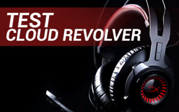 Test du casque HyperX Cloud Revolver, digne successeur du Cloud 2 ?