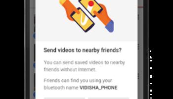 Youtube en hors ligne avec Youtube Go, du moins pour l'Inde